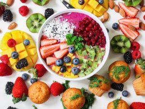 goed voedingspatroon